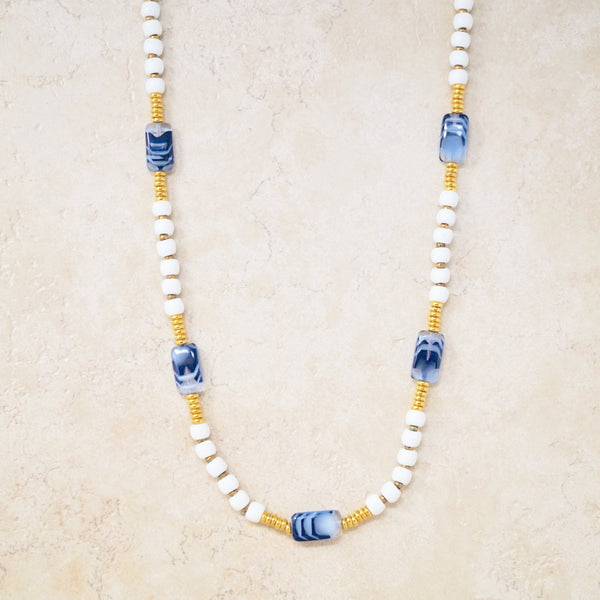 Santorini Necklace