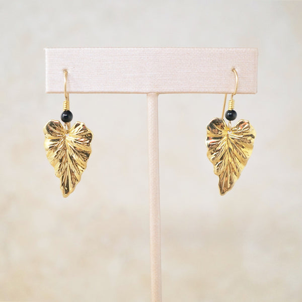 Golden Ivy Earrings