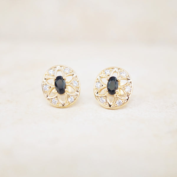 Angelina Stud Earrings