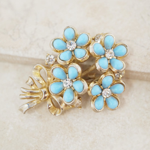 Bluebell Brooch