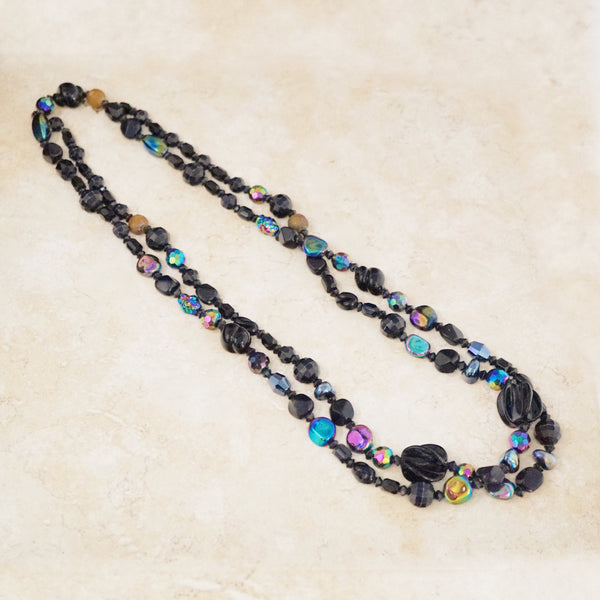 Priscilla Beaded Necklace