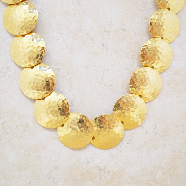 Addison Statement Necklace