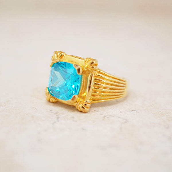 Luella Gold Vermeil Ring