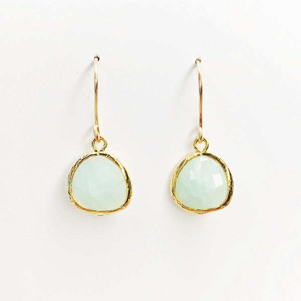 Sea Breeze Earrings (Gold Filled)