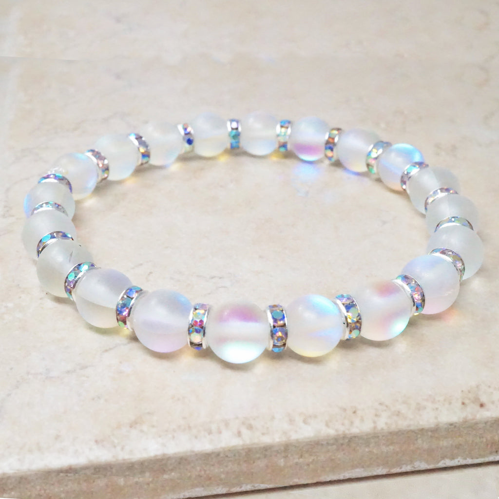 Mystic Quartz Bracelet - Cloud