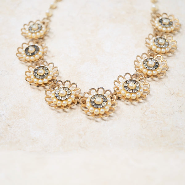 Field of Daisies Necklace