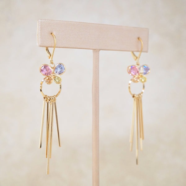 Mariposa Dangle Earrings