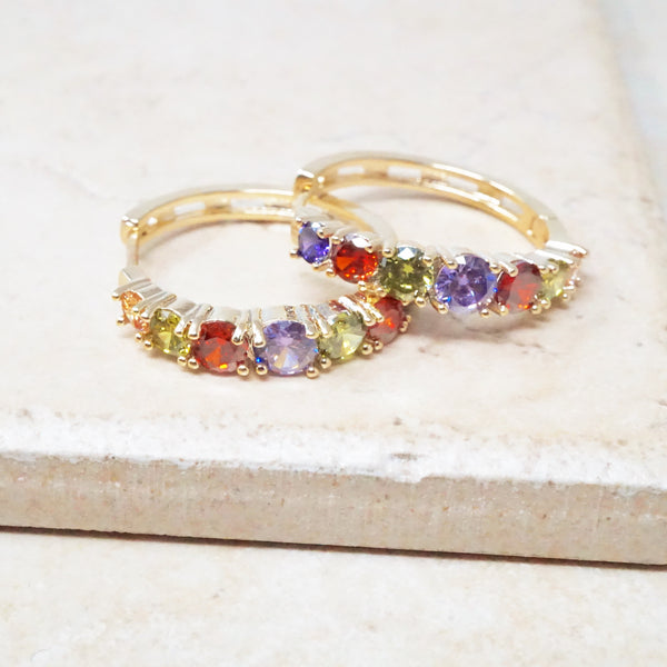 Bette Hoop Earrings