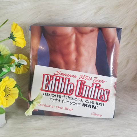 Edible Male Brief