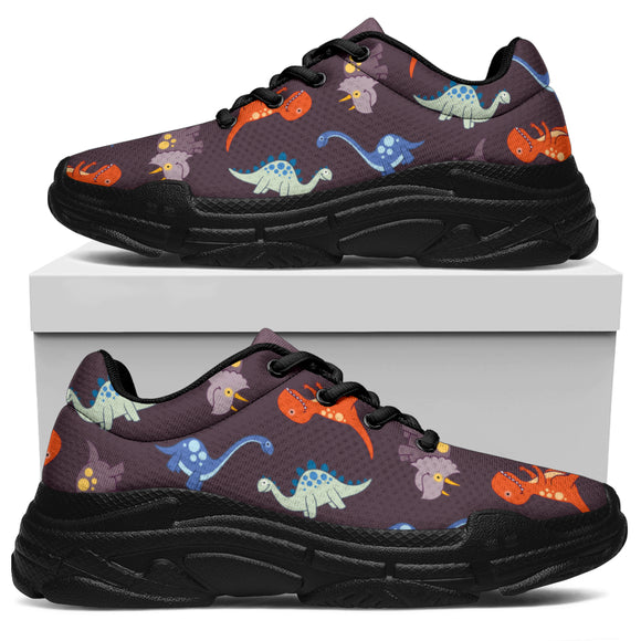Dinosaur Dancer Chunky™ Sneaker - Unisex (4 Colors)