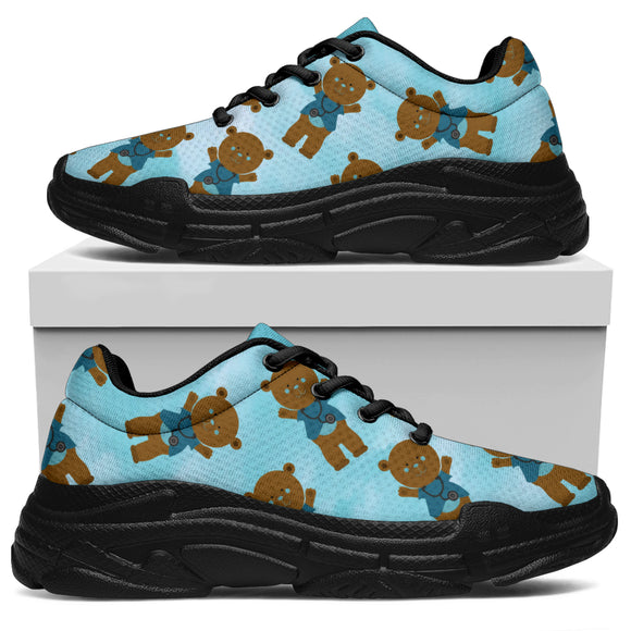 Teddybear Doctors Chunky™  Women's Sneaker - (4 Colors)