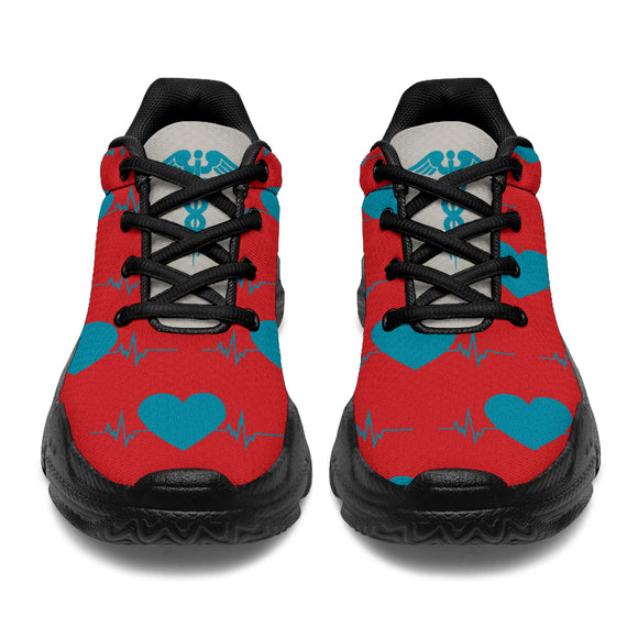 HeartBeats Chunky Feet II™ - Women's Sneaker (More Colors)