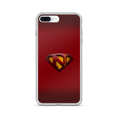 RubyRed SuperNurse  Cell Phone Case (iPhone 6 & up | Samsung 7 & up)