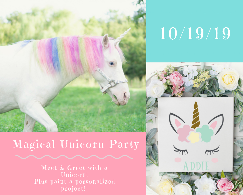 Magical Unicorn Party- 9 am session