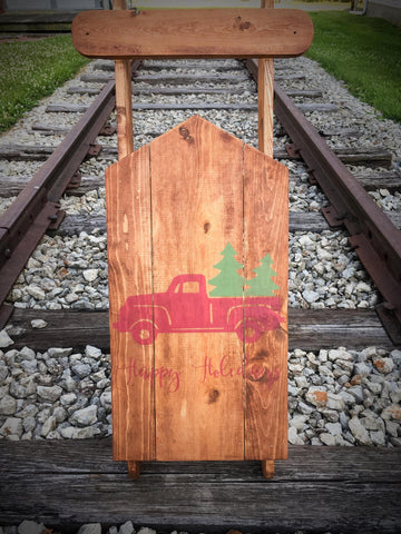 Sled OR Reindeer Workshop- October 26