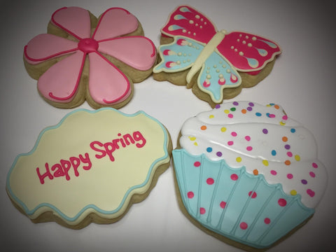 Spring Cookie Decorating Workshop