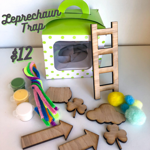 Leprechaun Trap Kit DIY
