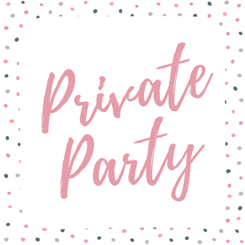 Private Party- Laura W.