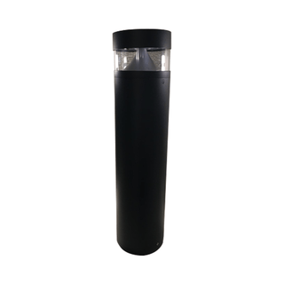 Vibe Lighting 8W LED Garden Bollard Light 800mm IP54 Black