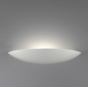 Wall Light Raw Ceramic E27 in 60cm BF-7578 Domus Lighting | Alpha Lighting & Electrics