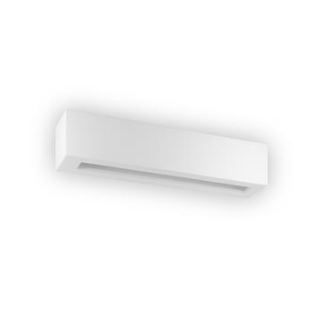 Wall Light Ceramic White G9 in 20cm BF-2018 Domus Lighting