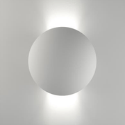 Wall Light Ceramic White G9 in 14cm BF-2350 Domus Lighting