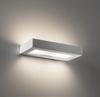 Image of Wall Light Raw Ceramic w Frosted Glass Twin G9 in 30cm BF-8276 Domus Lighting