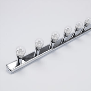 Bathroom Light B15 Standard Hollywood Style Domus Lighting 65cm | Alpha Lighting & Electrics