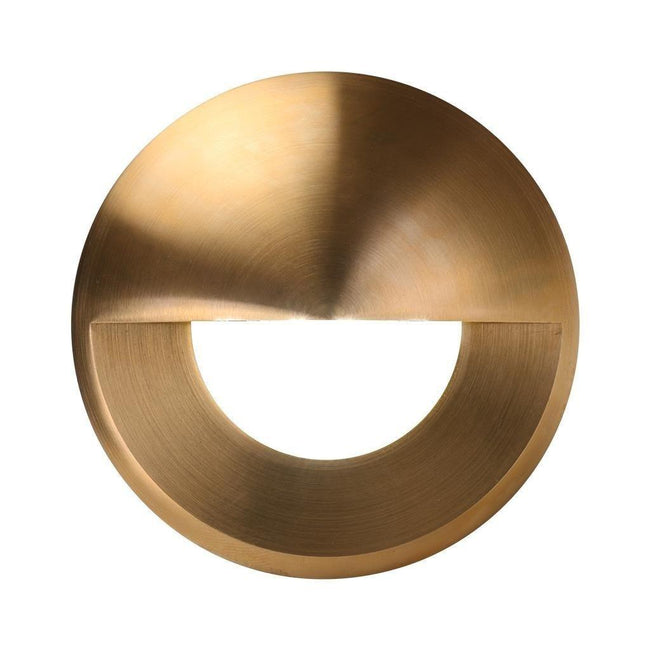 Deka Round Eyelid Cover Only to Suit Deka-Body Brass Domus Lighting