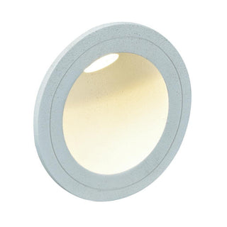 LED Step Light Outdoor Round You White in 3W 240V Domus Lighting