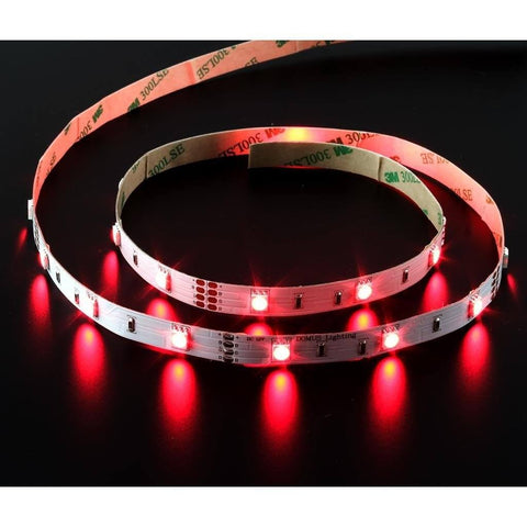 Strip-30-RGB 30 LED Flexible Strip - 7.2W 12V DC/RGB LED Domus Lighting