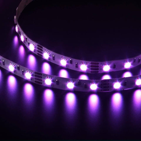 Strip-60-RGB Flexible 60 LED Strip - 14.4W 12V / RGB LED Domus Lighting