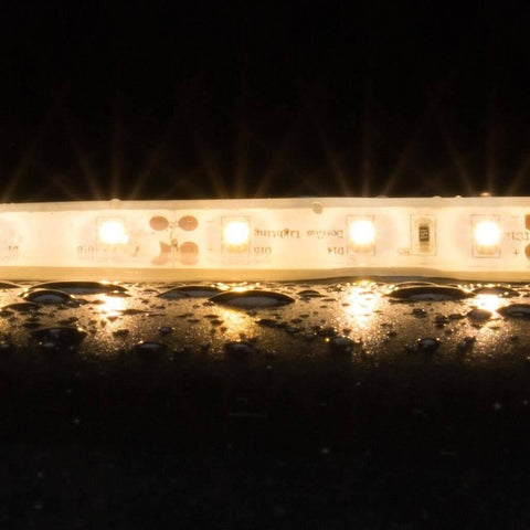 LED Strip Light 60 LEDs 1 Meter 4.8W IP65 120 Degree Weatherproof in 65K and 32K Domus Lighting