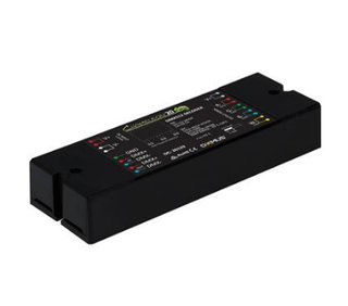Chameleon-20 RGBW DMX-512 Interface - 4 Channel Domus Lighting