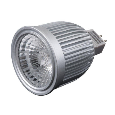LED Globe Bulb Lamp MONO Lens 6W MR16 IP20 60 Degree in 3K and 5K Domus Lighting