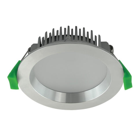 LED Deco 13W Round Dimmable Aluminium in 3K and 5K Domus Lighting