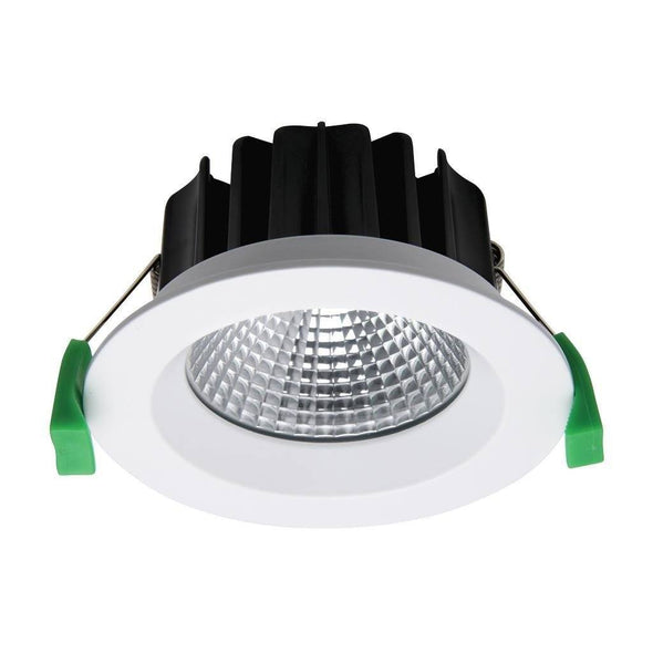 Domus Lighting NEO-13 Round 13W Dimmable LED Downlight - White Frame