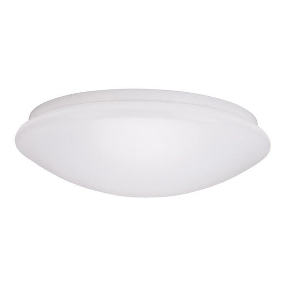 LED Oyster in 15W Dimmable with 3000K or 5000K Vortex Domus Lighting | Alpha Lighting & Electrics