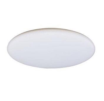 LED Oyster Dimmable White 30W in 3K and 5K Mondo Domus Lighting