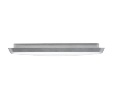 LED Ceiling Light Dimmable Silver in 25W in 3K and 5K Solar Domus Lighting