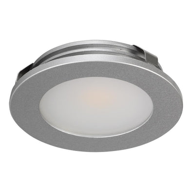 LED Cabinet Light 3.6W in Silver or White w 3000K or 5000K Astra Domus Lighting