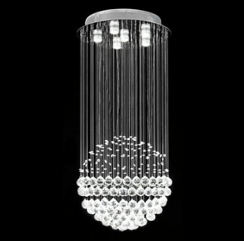 LED Pendant Crystal Light Jupiter 46-1 Domus Lighting