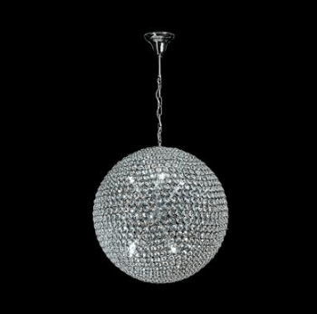 LED Pendant Crystal Light Venus 40 cm Domus Lighting
