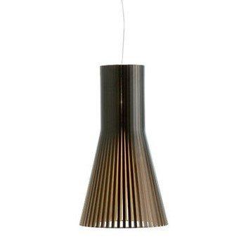 Secto Design Seppo Koho Secto 4201 Pendant Lamp in Black - Alpha Lighting & Electrics