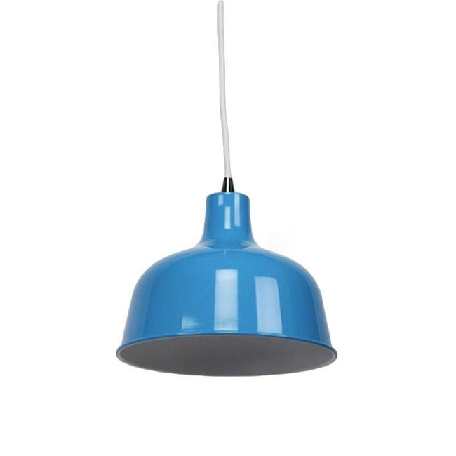 Dania Pendant Metal 23cm She Lights | Alpha Lighting & Electrics