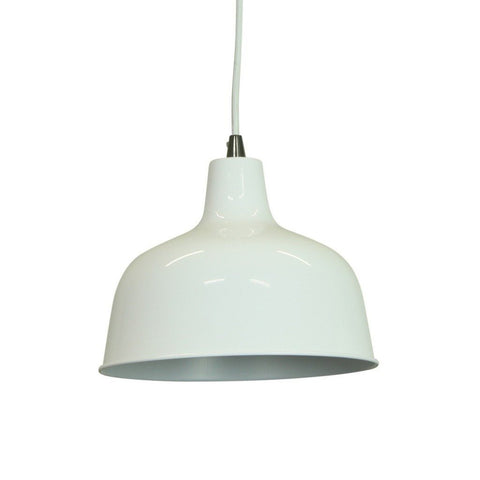 Dania Pendant Metal 23cm She Lights - Alpha Lighting & Electrics