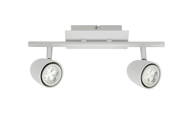 Mercator Lighting Villa 2x6W LED Spotlight Bar