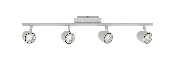 Mercator Lighting Villa 4x6W LED Spotlight Bar