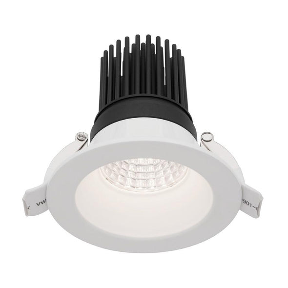 Mercator Elias 12W LED Downlight 3000K