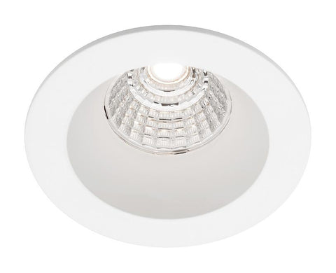 Mercator Elias 12W LED Downlight 5000K